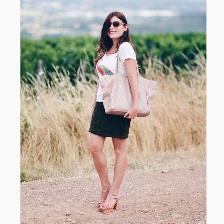 Nouveau look sur le blog ootd outfit
