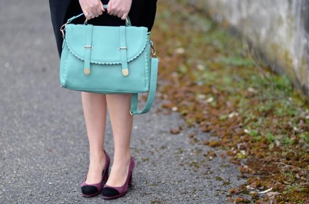 1P10S #18 La petite robe noire / Lounoa
