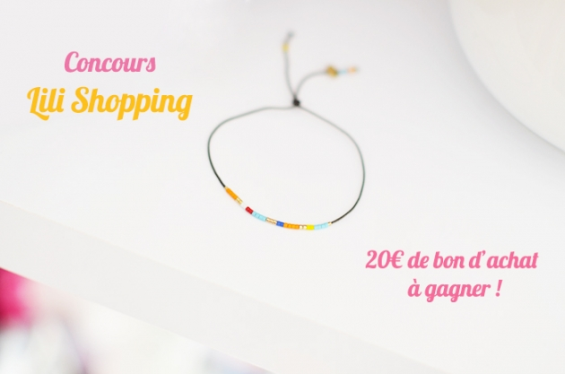 Concours Lili Shopping