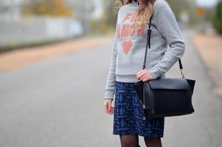 Zalando Leçons de style La jupe crayon #1