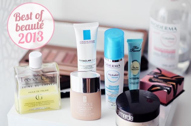 Top 10 beauté 2013