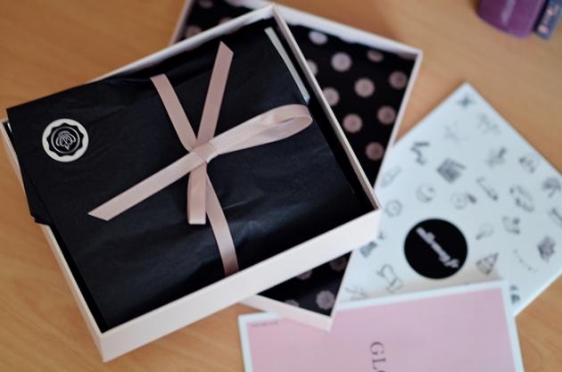 GlossyBox – Cure de beauté