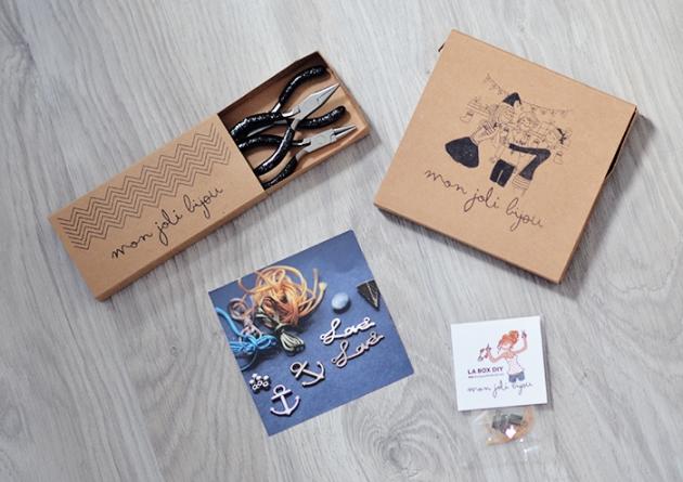 La Box Mon joli bijou / Concours !