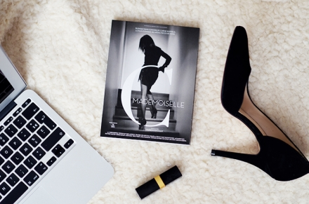 Mademoiselle C / Concours !