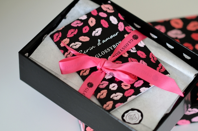 GlossyBox – Ecrin d'amour