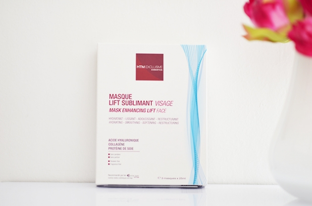 Masque HTM Exclusive : le test (+ concours)