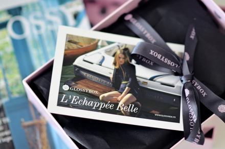 GlossyBox – L'Echappée Belle
