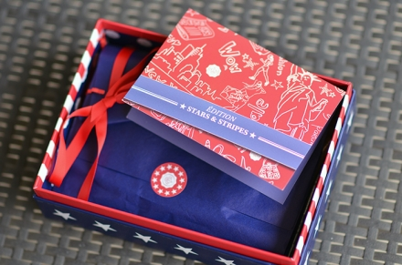 GlossyBox – Edition Stars & Stripes