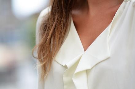 La parfaite petite blouse
