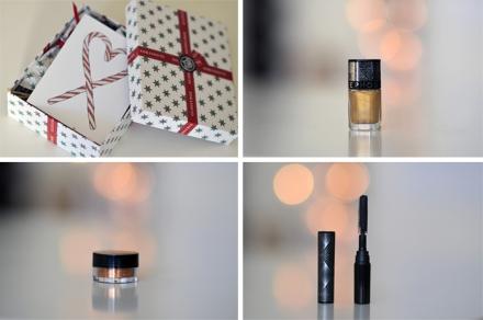 Glossybox – coffret de Noël