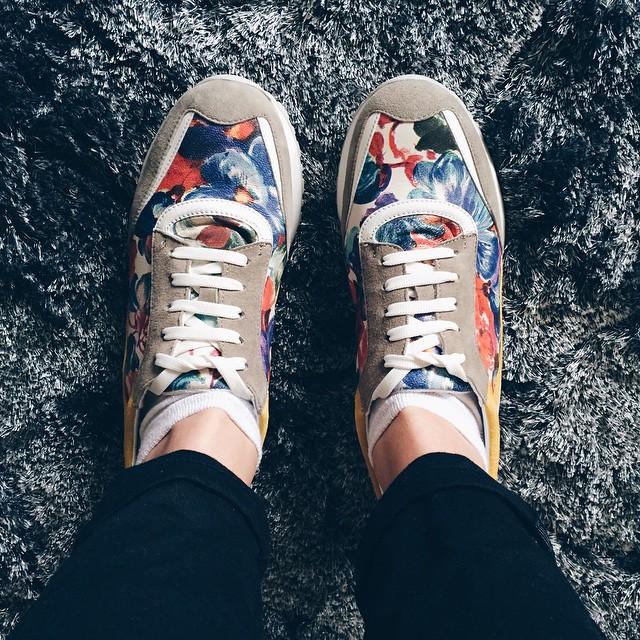 Spring Peperosa sneakers !!