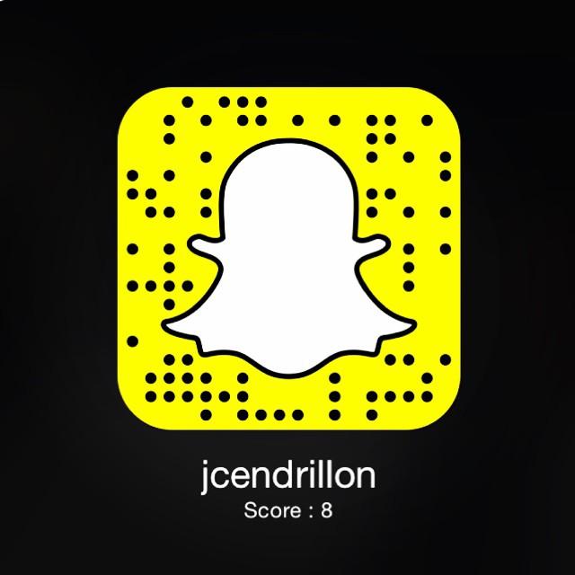 Je suis aussi sur Snapchat ✌️ pseudo : jcendrillon