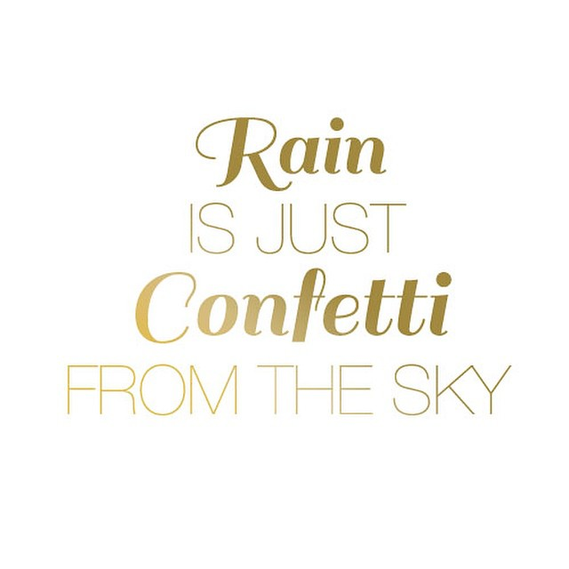 ☔️☔️☔️ #quote