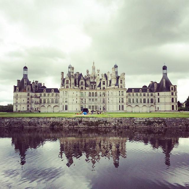Un samedi à Chambord